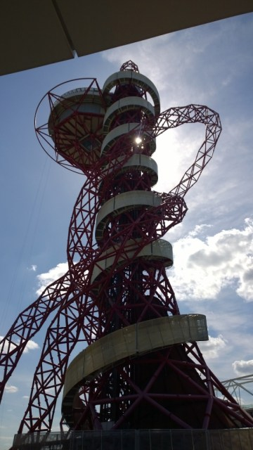 ArcelorMittal Orbit, Queen Elizabeth Park, London