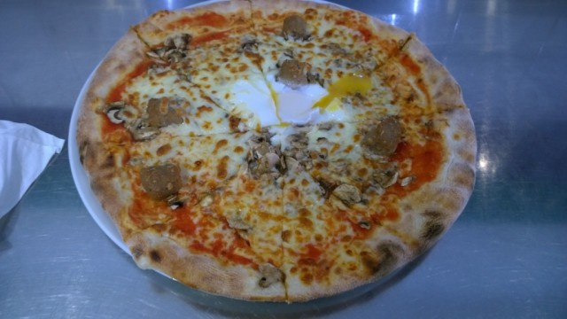 Brunch Pizza ICCo London Review