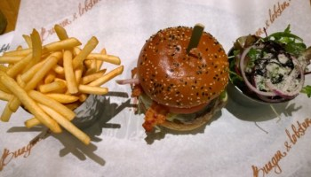Burger Lobster Review Bread Street