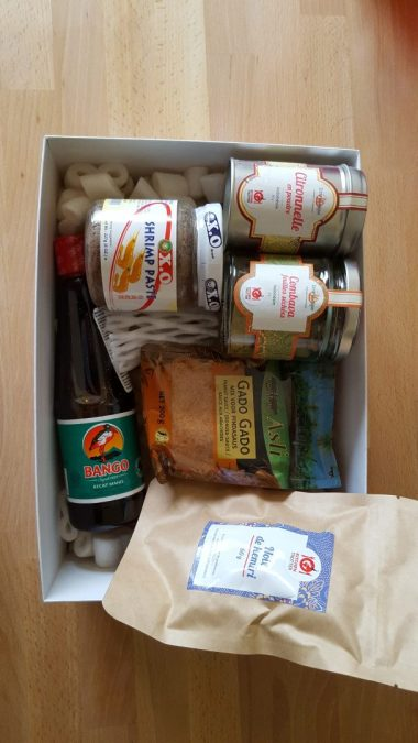 Kitchen Trotter Review | Travel The World In A Box