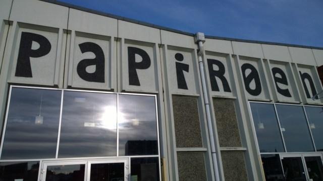 Papireon Paper Island Copenhagen Street Food Festival review
