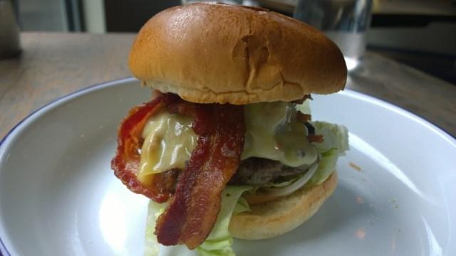 Porky burger - porkys review