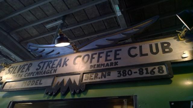 Silver Streak Coffee Club Copenhagen Street Food Festival review