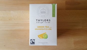 Kew Royal Botanic Gardens green tea