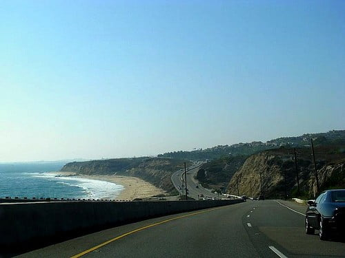 Pacific Coast Highway photo