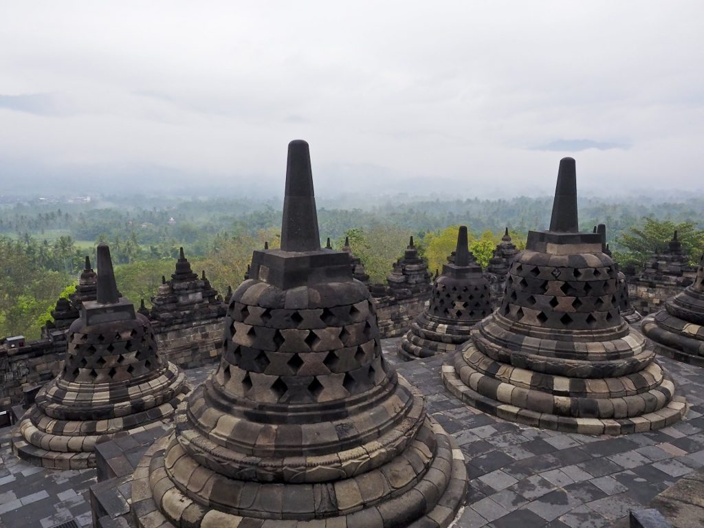 Discover Borobudur - home to one of the greatest Buddhist monuments in the world 3