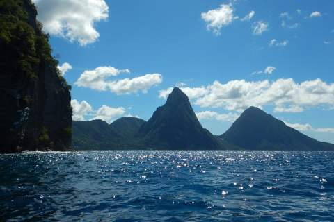 3 Outdoor Activities You Have to Try in St. Lucia