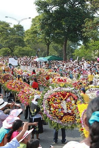 Feria De Las Flores - The Festival of the Flowers
