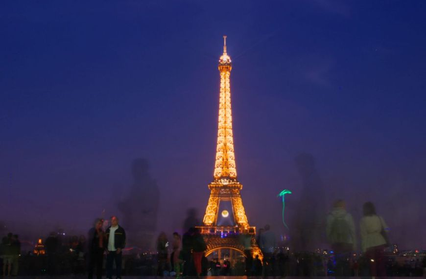 Best 3 Paris Viewspoints Of The City That Aren't From The Eiffel Tower in Photos