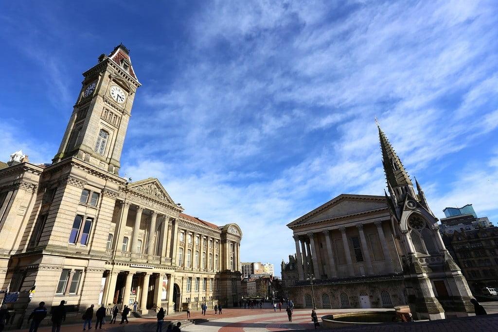 Birmingham museum photo