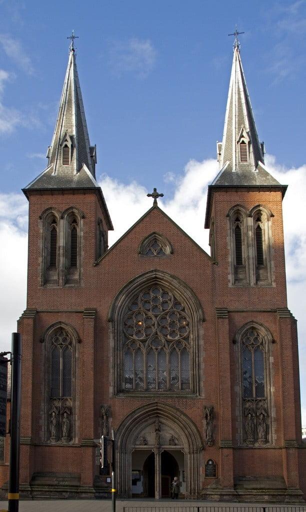 Birmingham Cathedral photo