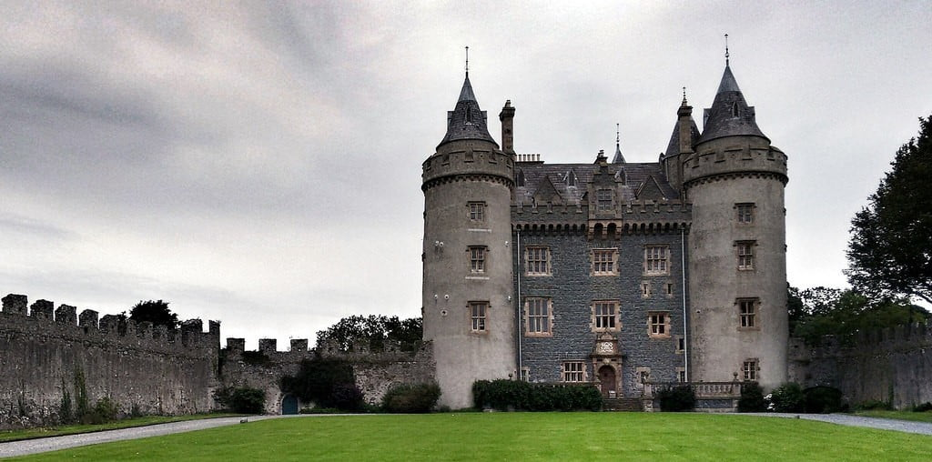 Killyleagh Castle photo