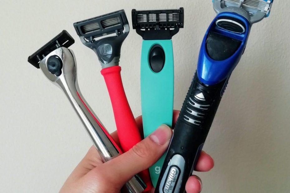 Best Shaving Razor Clubs Reviewed - Dollar Shave Club vs Harry's vs Cornerstone vs grüum vs Gillette 1
