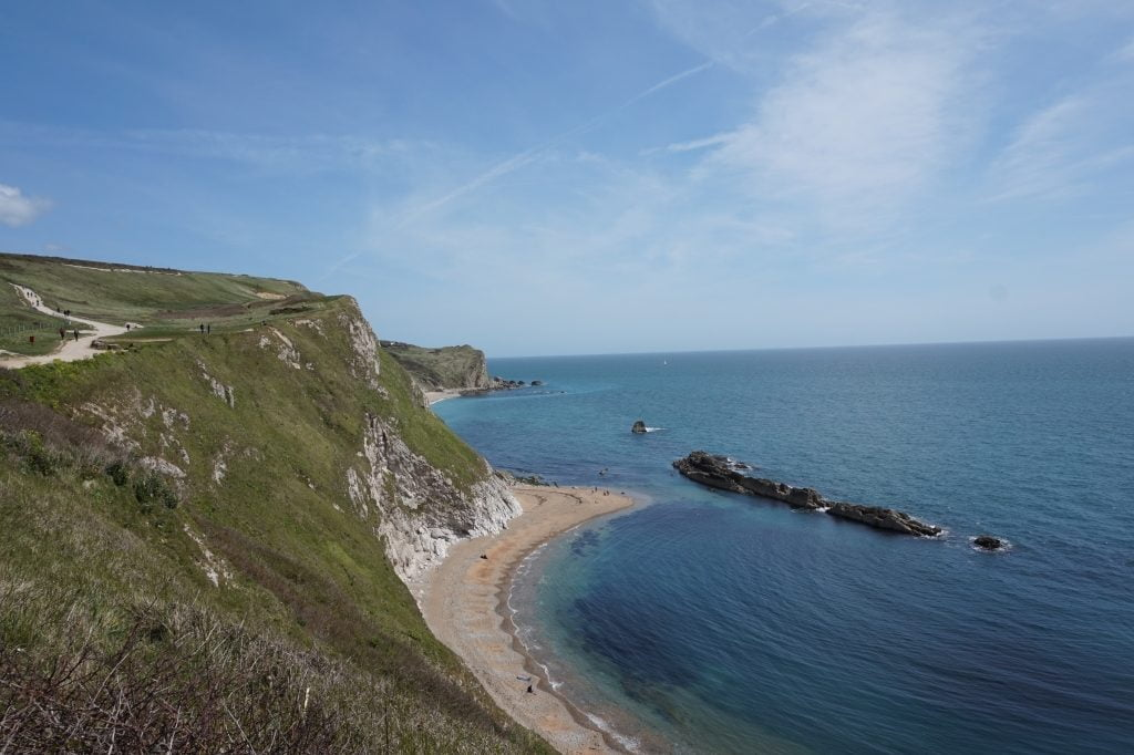 Jurassic Coast in One Day: Durdle Door, Weymouth & West Bay 6