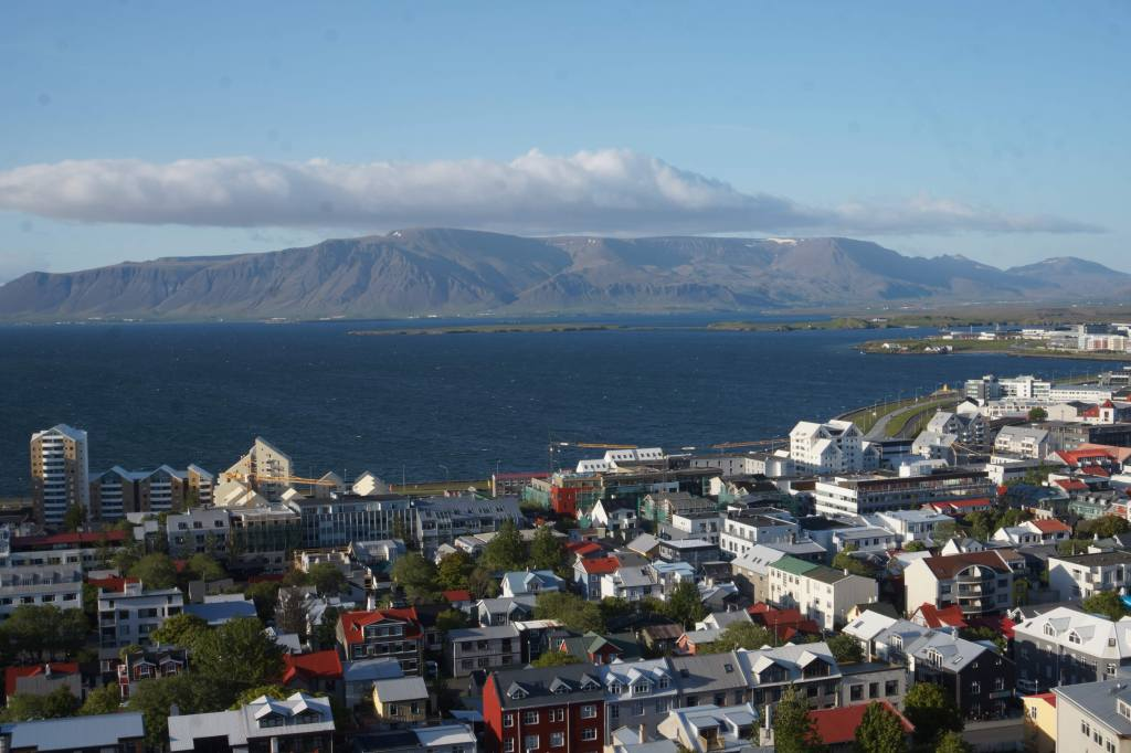 Hallgrimskirkja: View From The Top of Reykjavik's Beautiful Church 2