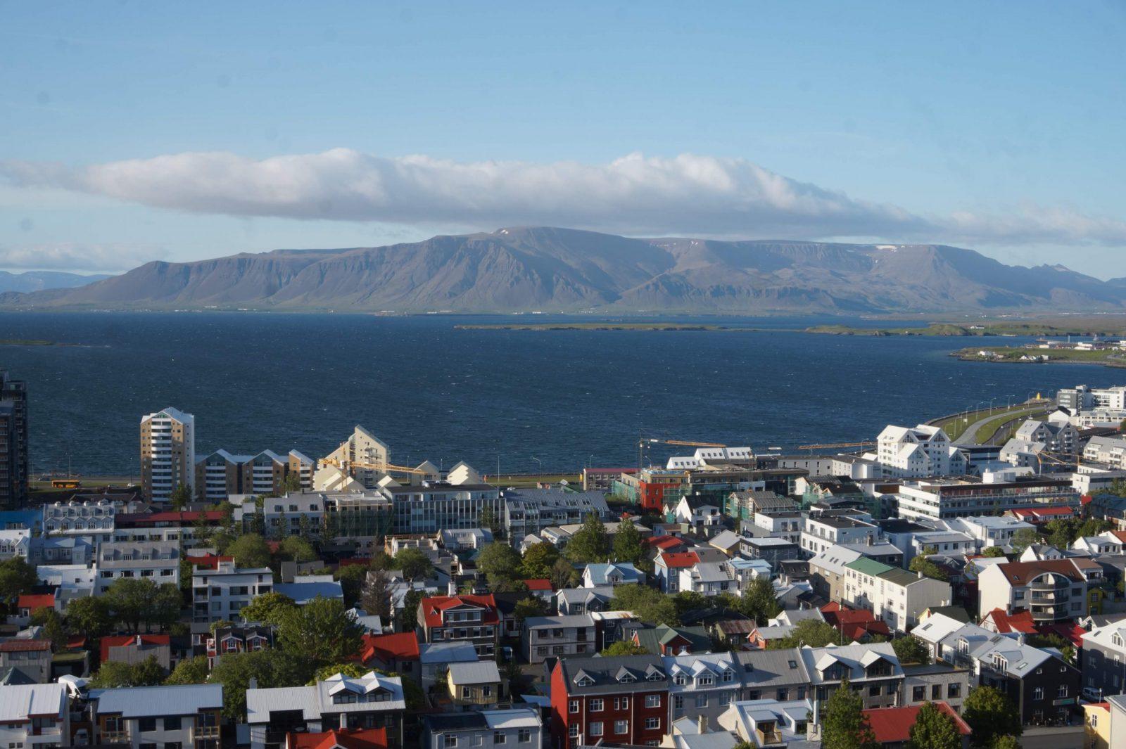 Hallgrimskirkja: View From The Top of Reykjavik's Beautiful Church
