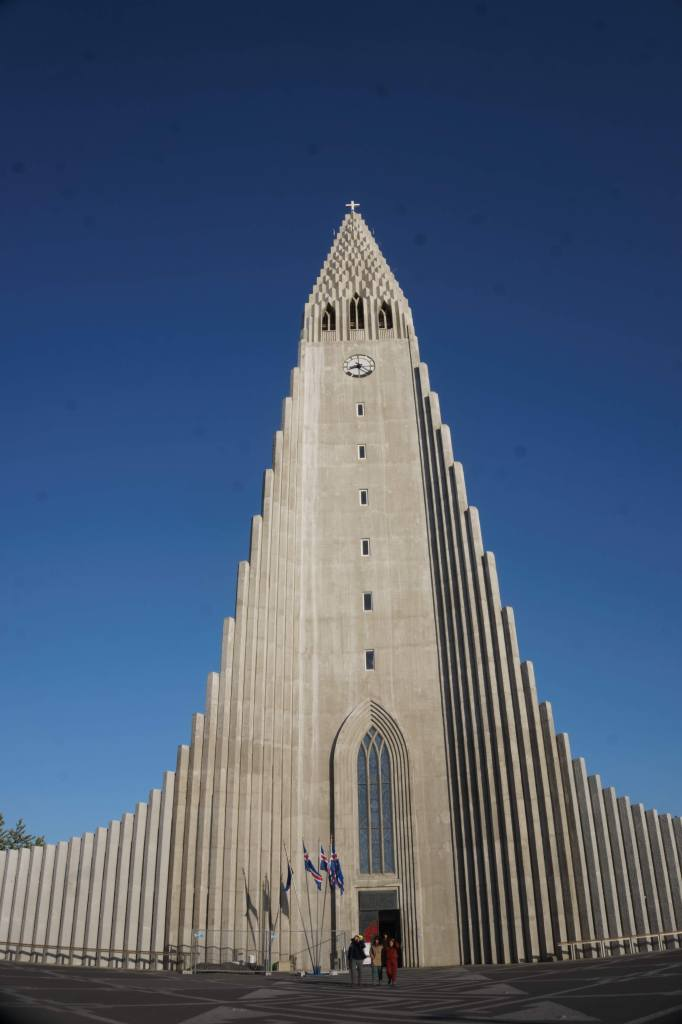Hallgrimskirkja: View From The Top of Reykjavik's Beautiful Church 13