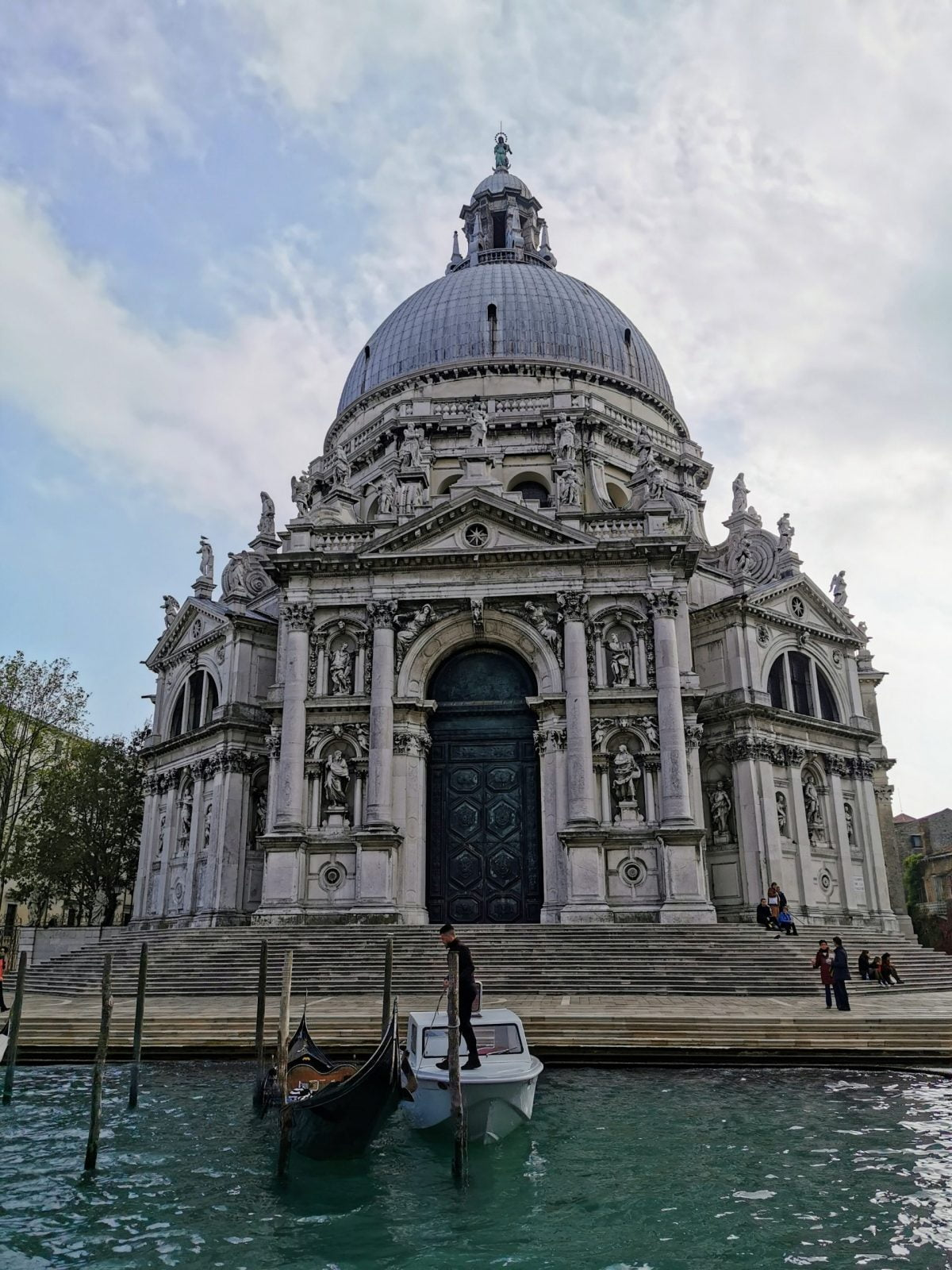 The View From The Back Of A Vaporetto In Venice - This Must Be The Place 3