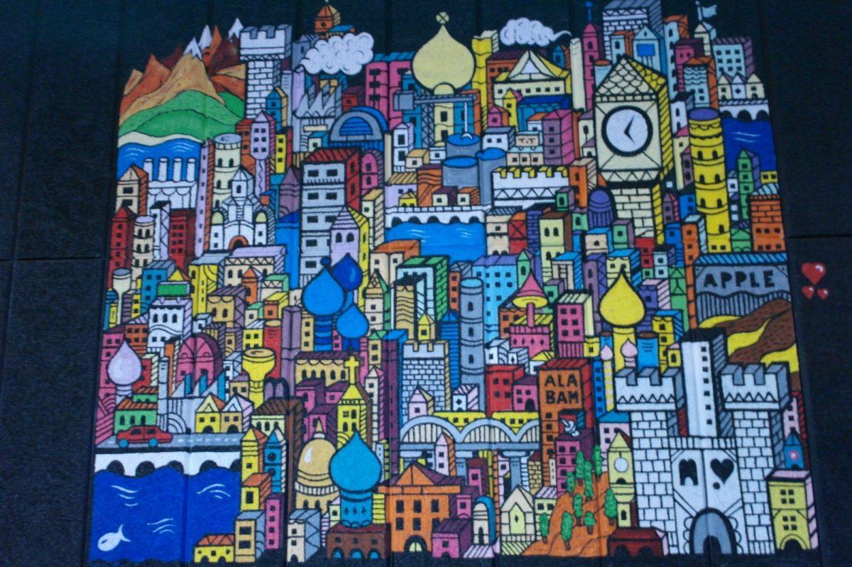 New Street Art in London: Alternative London Walking Tour Review 29