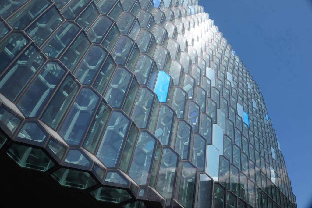 Harpa Concert Hall, Reykjavik: Facade & Interior 1