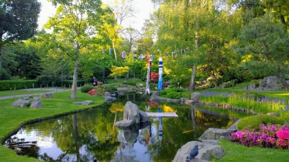 Kyoto Garden in Photos: A Secret Japanese Garden in Holland Park 1