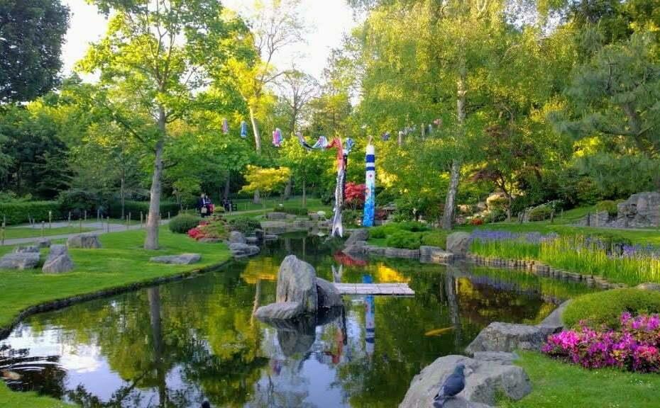 Kyoto Garden in Photos: A Secret Japanese Garden in Holland Park 2