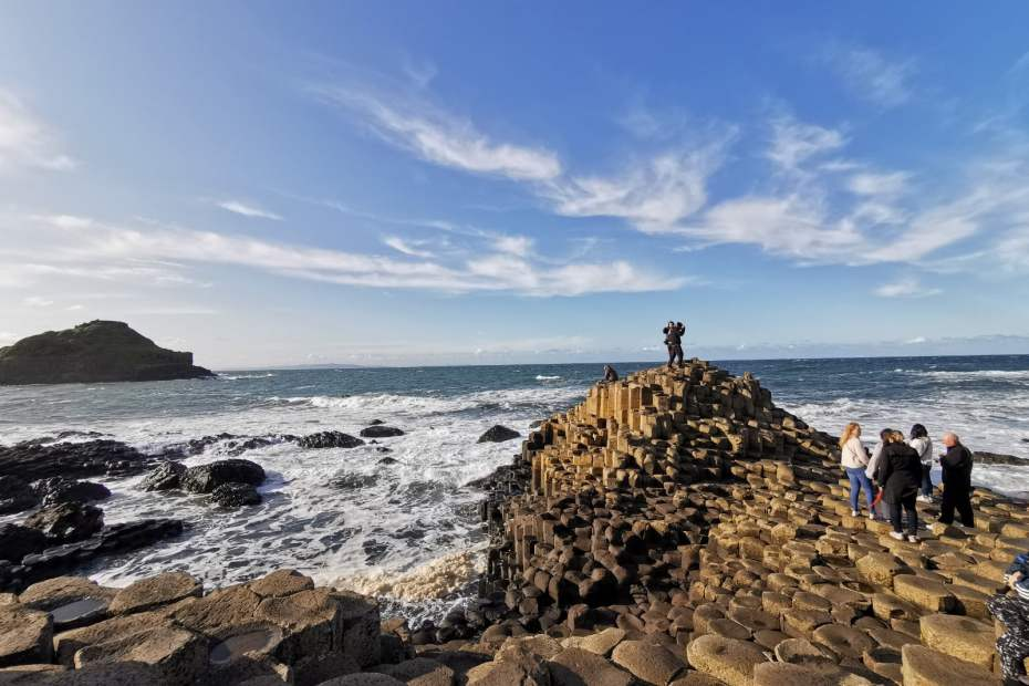The Legend of Giant's Causeway (and Why it Should be a Pixar Film) 4