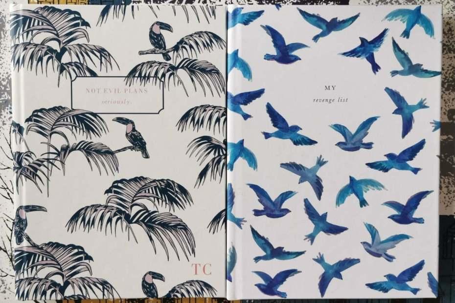 Papier notebooks