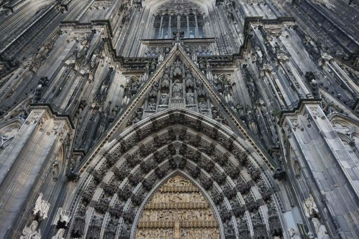 Cologne's Cathedral, Love Lock Bridge & Koln Triangle: A Walk Of Surprises 2