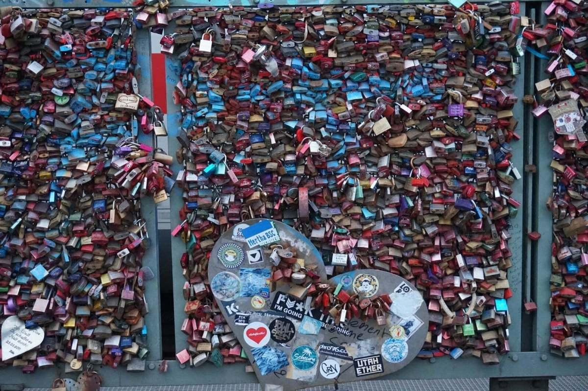 Cologne's Cathedral, Love Lock Bridge & Koln Triangle: A Walk Of Surprises 20