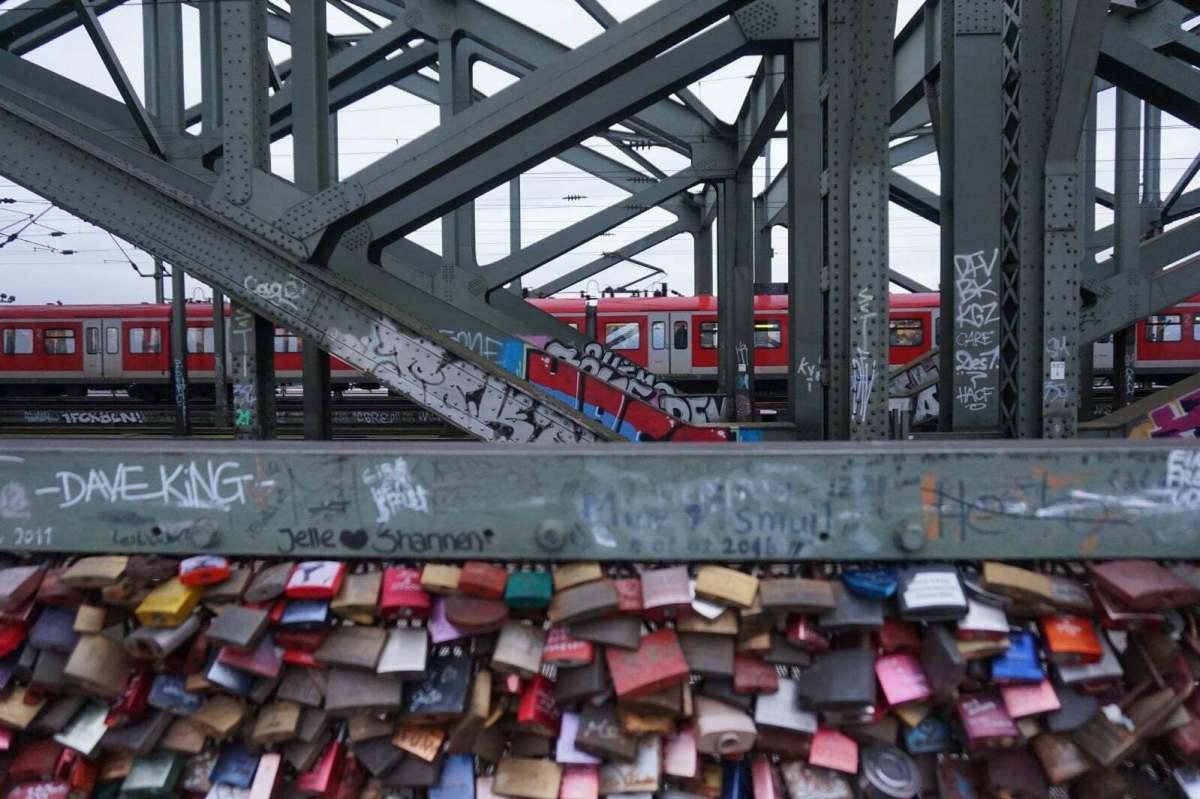 Cologne's Cathedral, Love Lock Bridge & Koln Triangle: A Walk Of Surprises 22