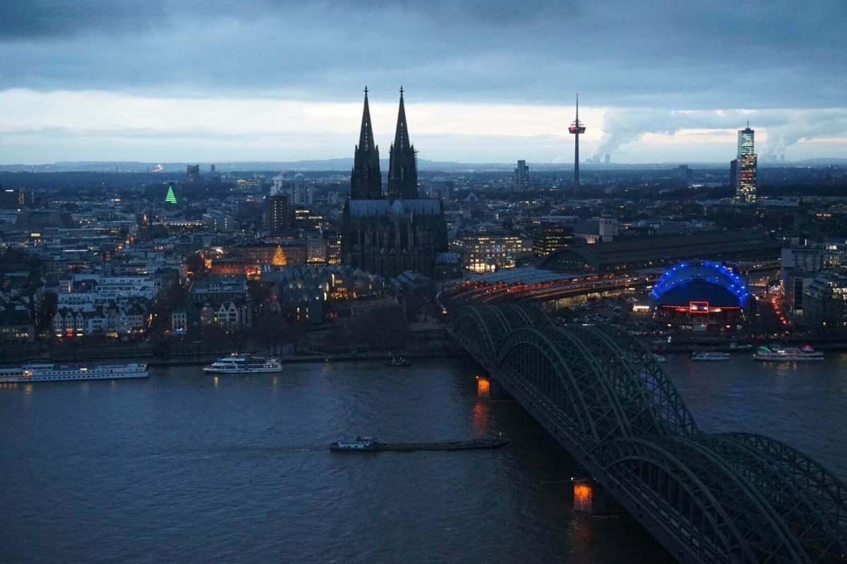 Cologne's Cathedral, Love Lock Bridge & Koln Triangle: A Walk Of Surprises 25