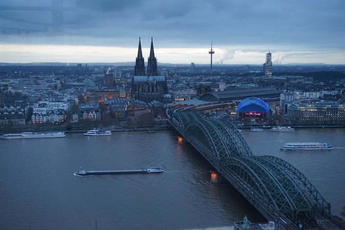 Cologne's Cathedral, Love Lock Bridge & Koln Triangle: A Walk Of Surprises 24