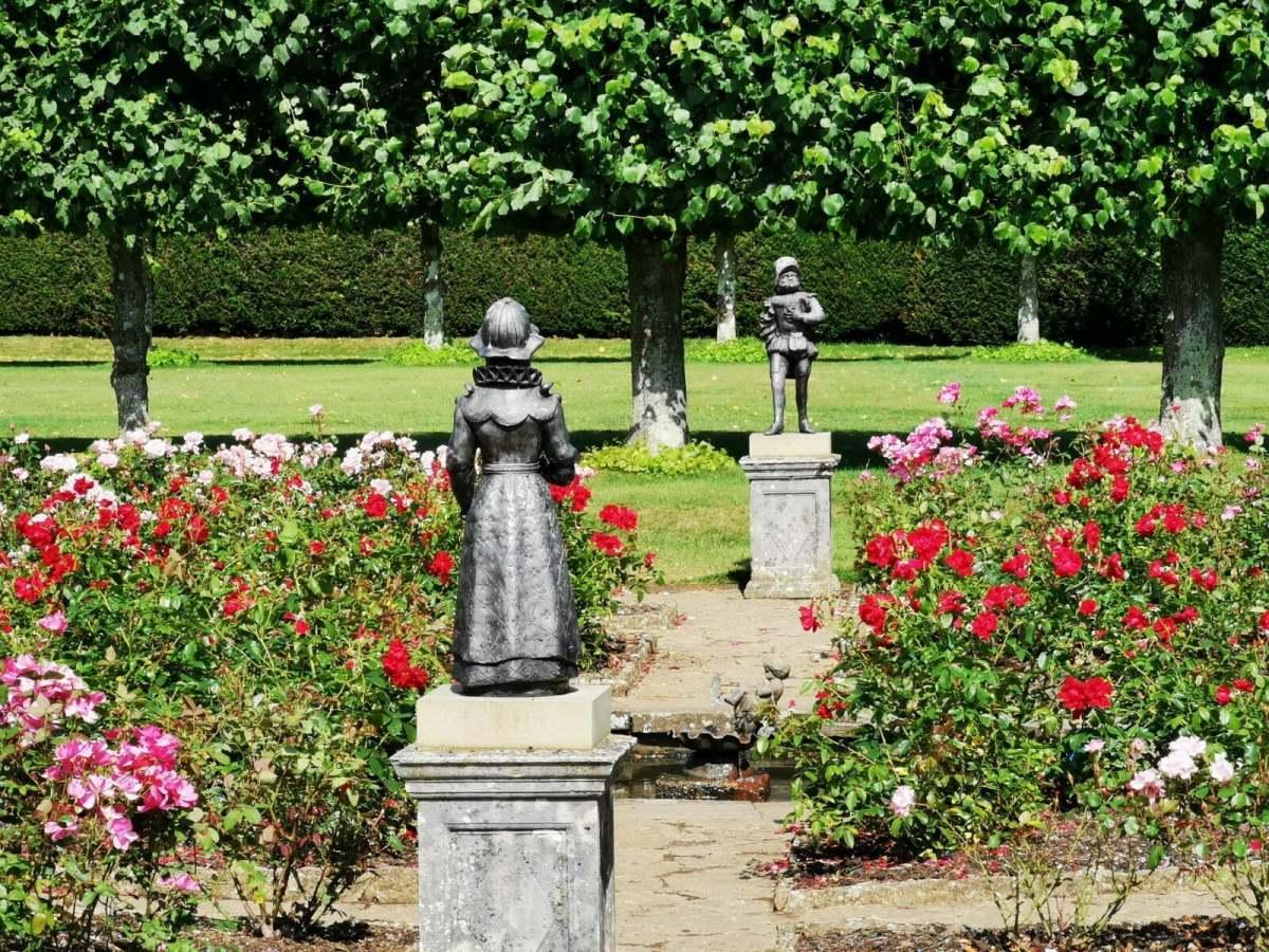 Bateman's Garden: A Kaleidoscope of Colours at Rudyard Kipling's National Trust Home 14