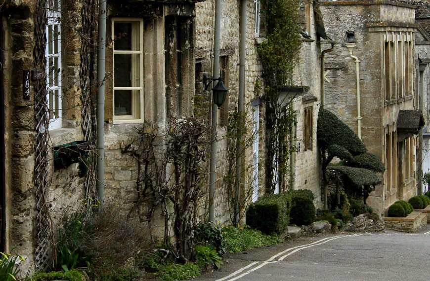 A Quick Trip to the Cotswolds, UK
