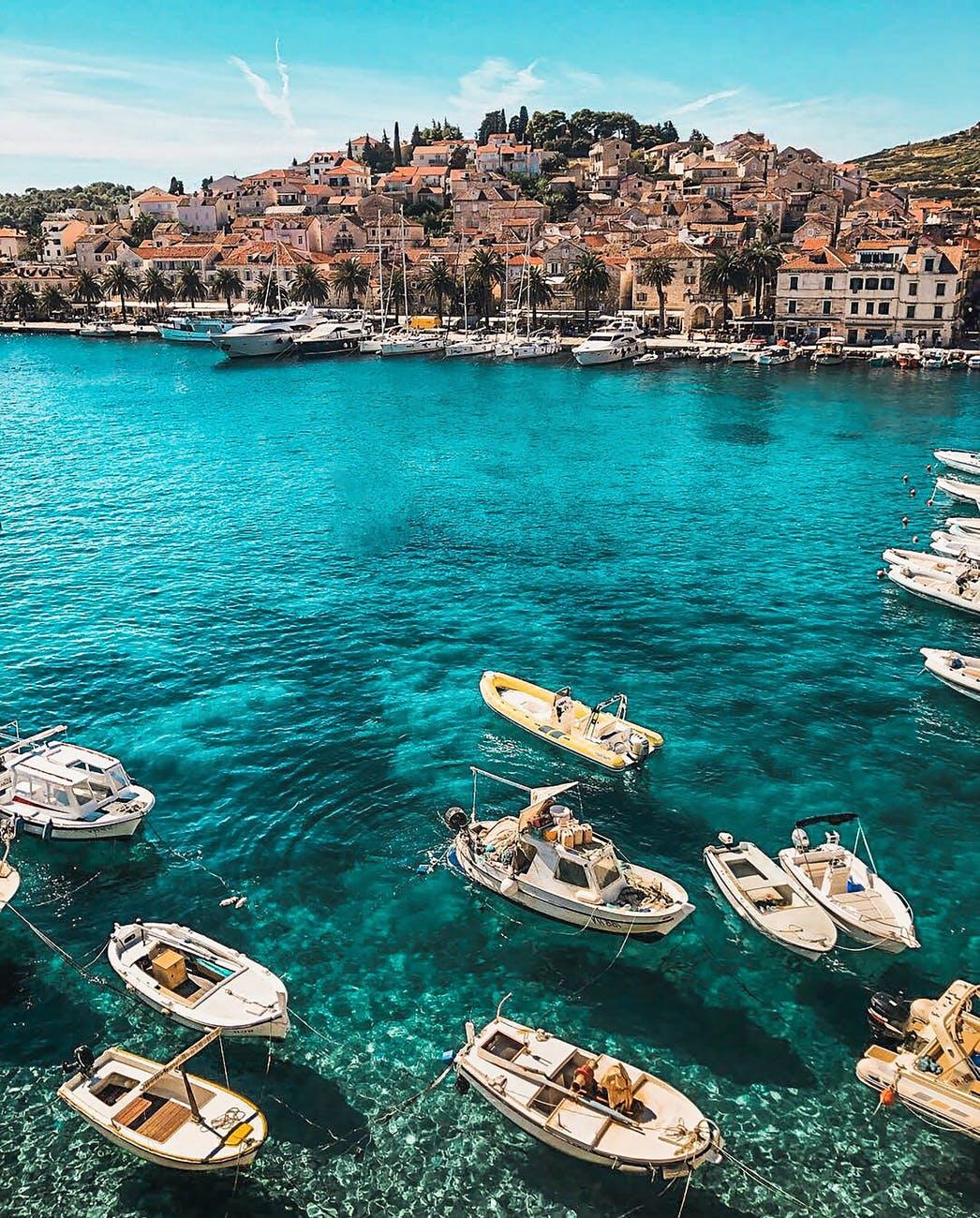 Best Yacht Destinations in the World 1