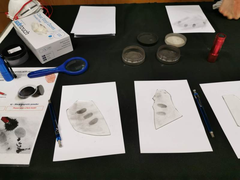 Crime Scene Live at the Natural History Museum Review 2