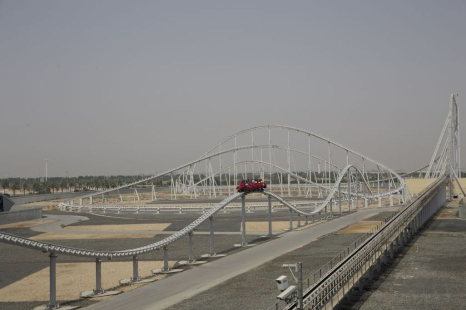 Formula Rossa Review: What's It Like Going On The World's Fastest Rollercoaster? 3