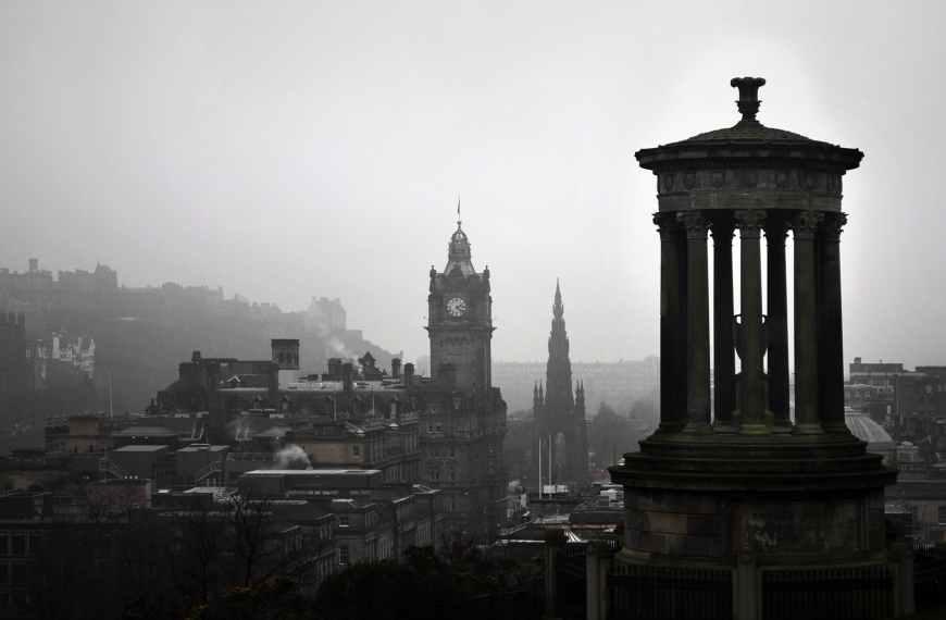 5 Haunted Places To Visit in Edinburgh City