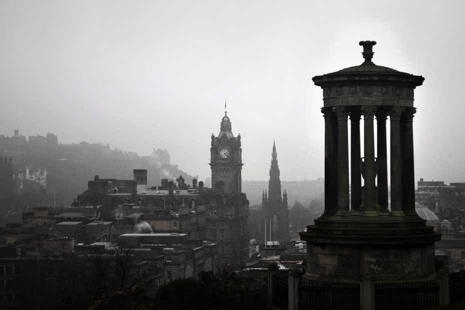 5 Haunted Places To Visit in Edinburgh City 1