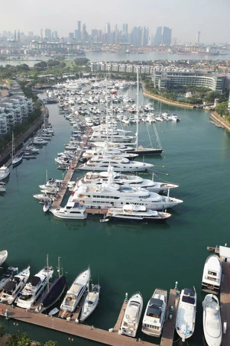 Asias Largest Ever Exhibition Of Luxury Boats And Yachts