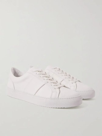mr P eco edition larry sneakers in white