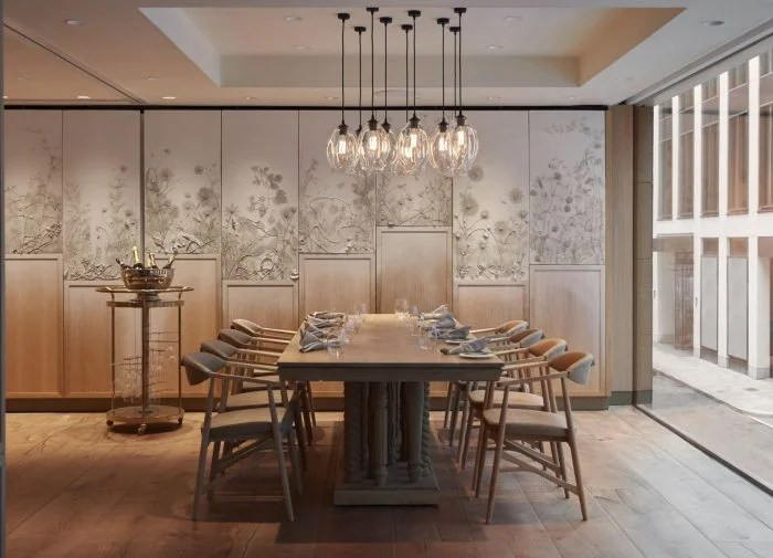 hide private dining room