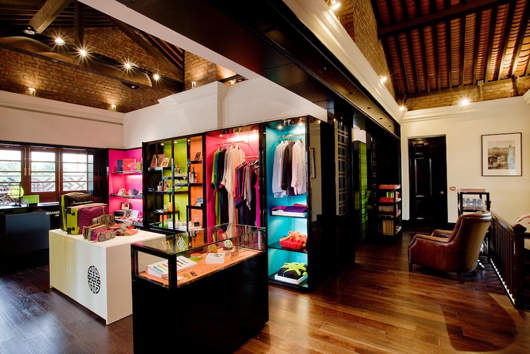 Chinese Luxury Brand Shanghai Tang Opens New Flagship