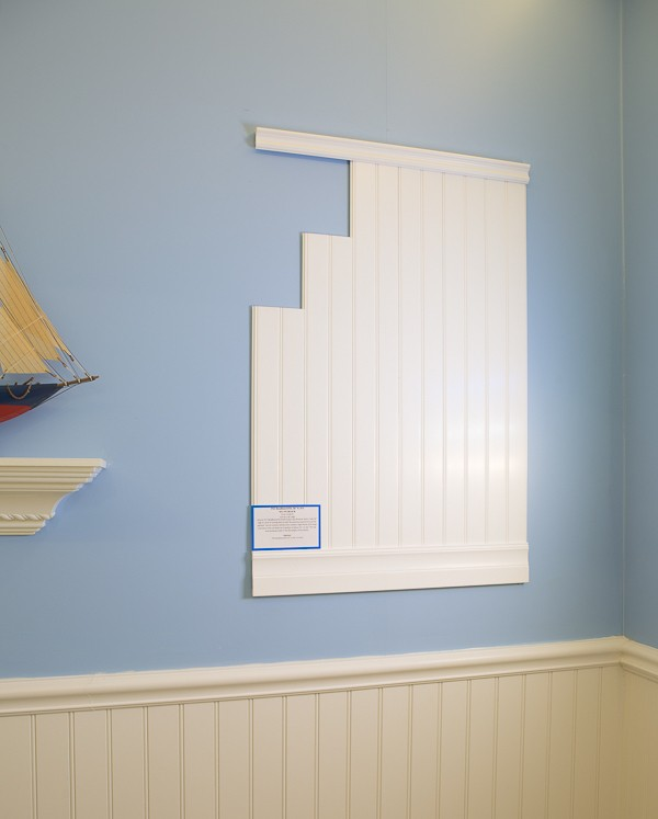 Vinyl Beadboard Wainscoting Kit I Elite Trimworks