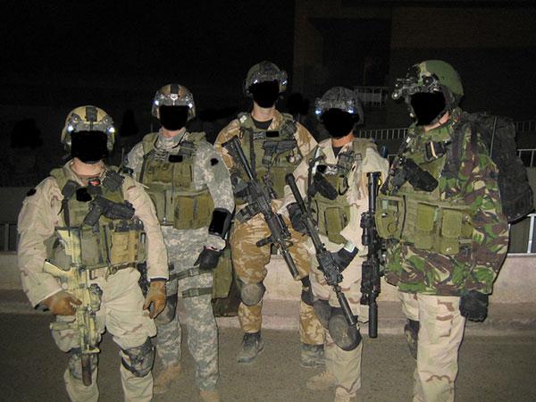 SAS in Iraq