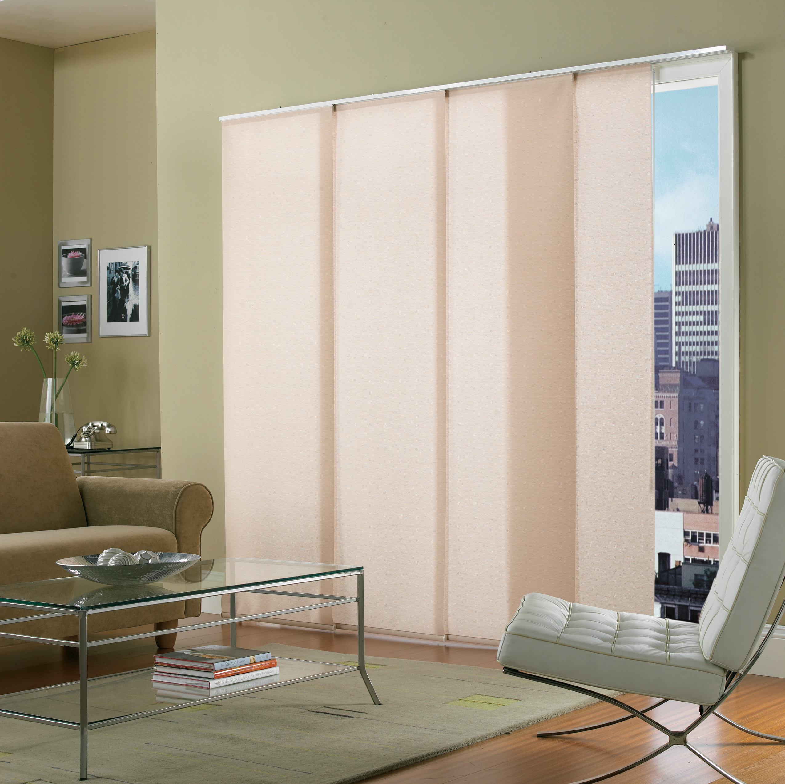 Elite Panel Shades Elite Window Fashions