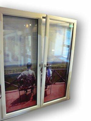 pvcu french tilt doors in stoke on