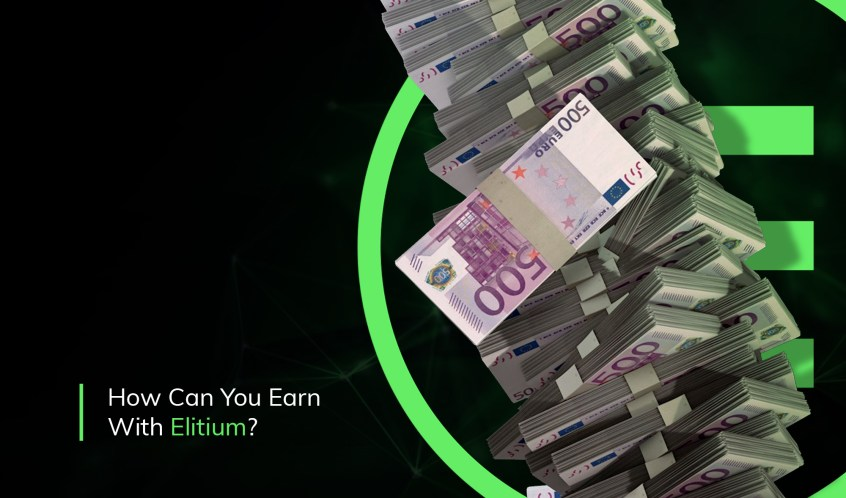 Elitium Money Earning