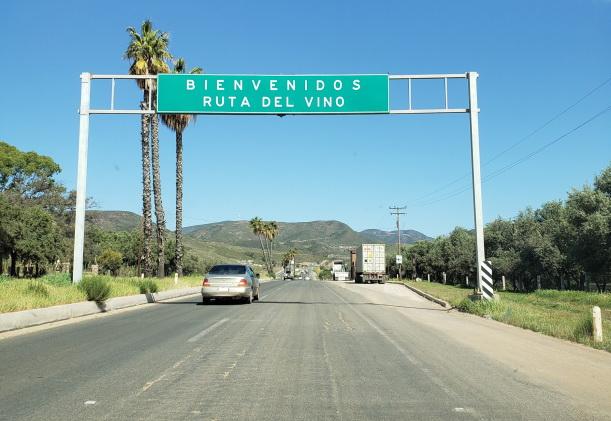 Camino Valle